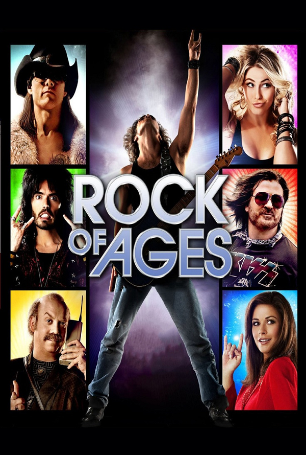 Rock of Ages VUDU HD or iTunes HD via Movies Anywhere