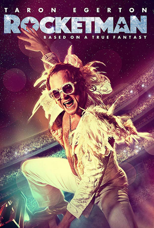 Rocketman VUDU HD Instawatch