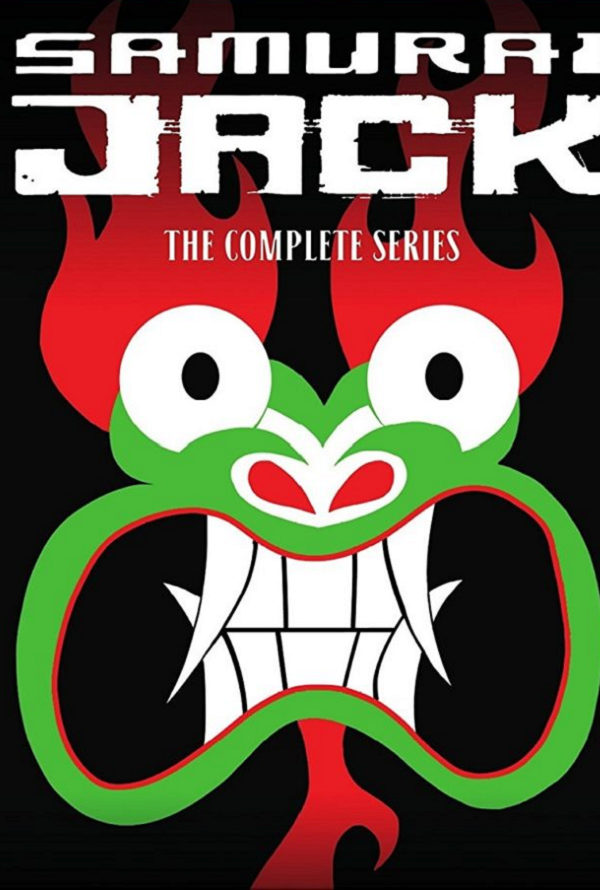Samurai Jack The Complete Series VUDU HD