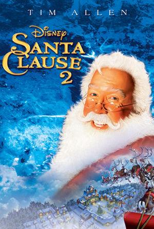 The Santa Clause 2 Google Play HD (Transfers to VUDU/iTunes via MA)