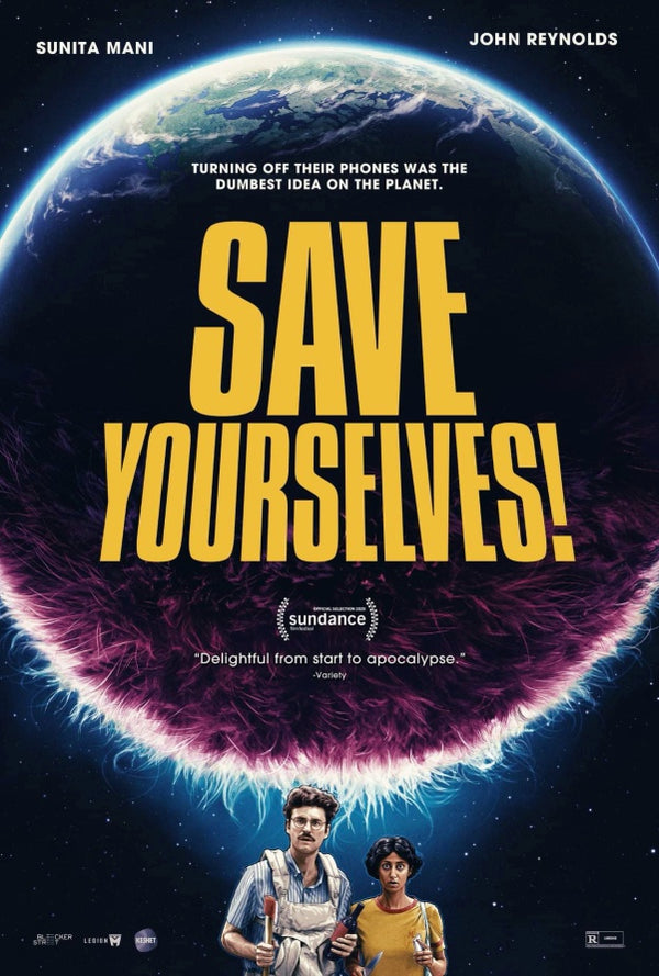 Save Yourselves! VUDU HD or iTunes HD via MA