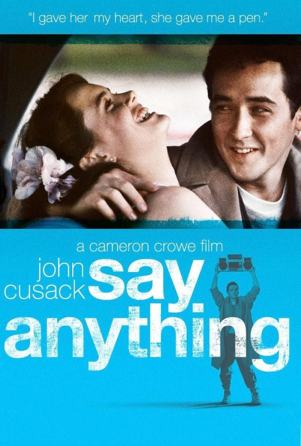 Say Anything VUDU HD or iTunes HD via MA