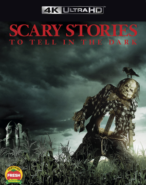 Scary Stories to Tell in the Dark VUDU 4K or iTunes 4K