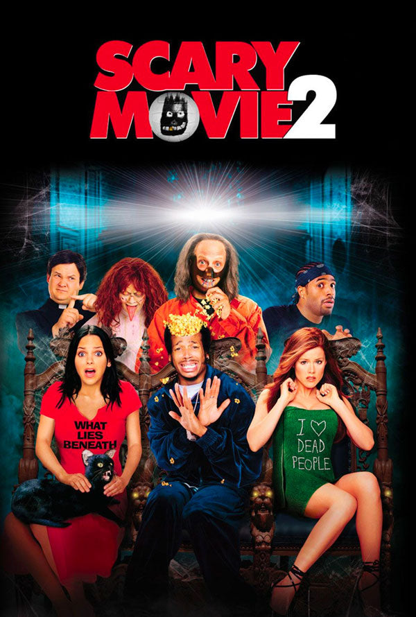 Scary Movie 2 VUDU HD or iTunes HD