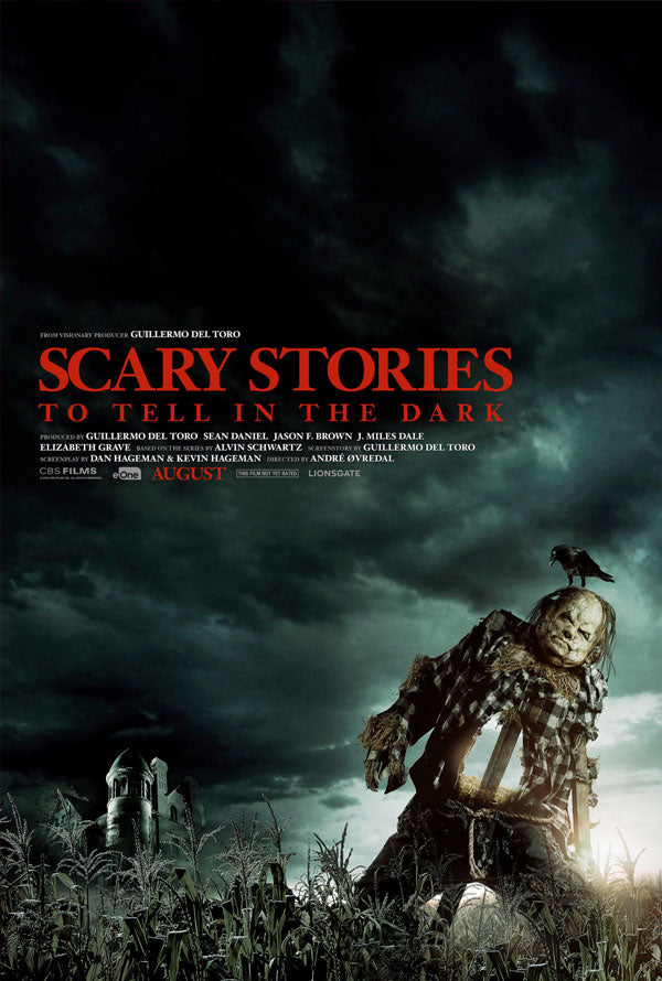 Scary Stories to Tell in the Dark VUDU HD Instawatch