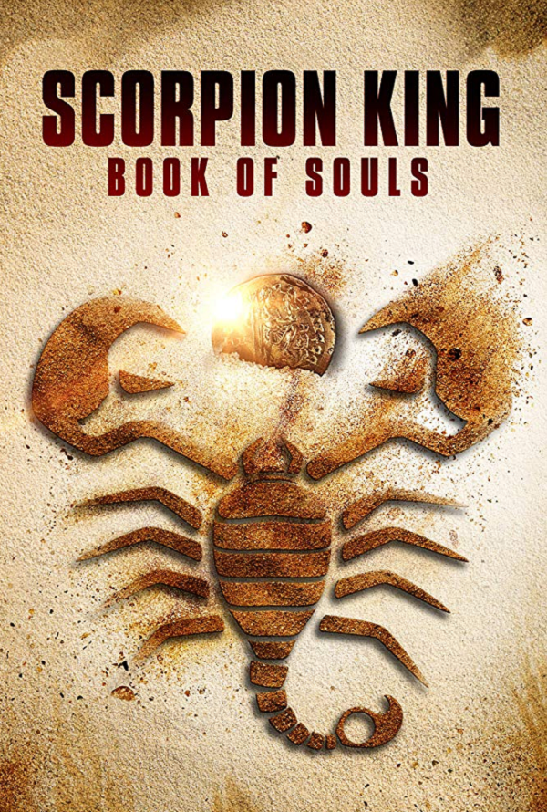 The Scorpion King Book of Souls VUDU HD or iTunes HD via Movies Anywhere Early Release