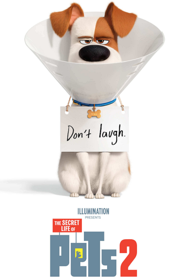 Secret Life of Pets 2 VUDU HD or iTunes HD via MA