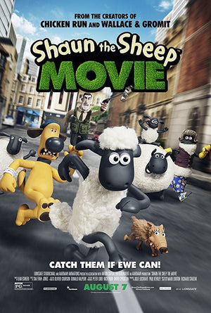 Shaun the Sheep Movie VUDU HD