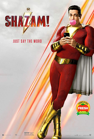 Shazam VUDU HD Instawatch (iTunes HD via MA)