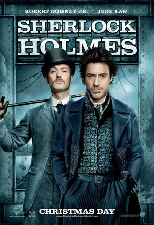 Sherlock Holmes UV HD or iTunes HD via Movies Anywhere