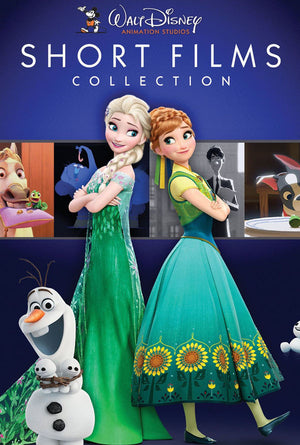 Walt Disney Short Films Collection MA, VUDU, iTunes HD