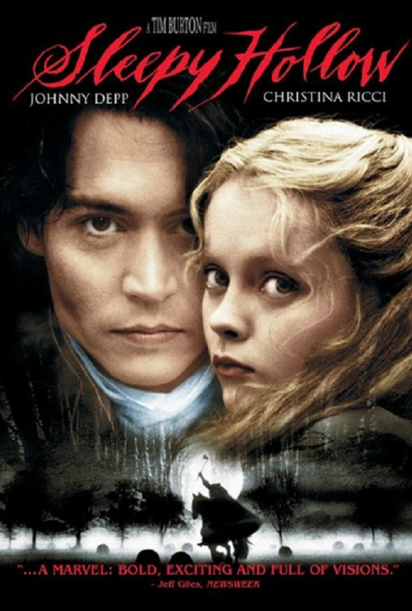 Sleepy Hollow VUDU HD Instawatch