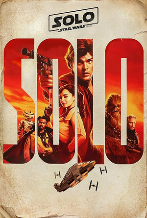 SOLO A Star Wars Story Google Play HD (Transfers to MA)