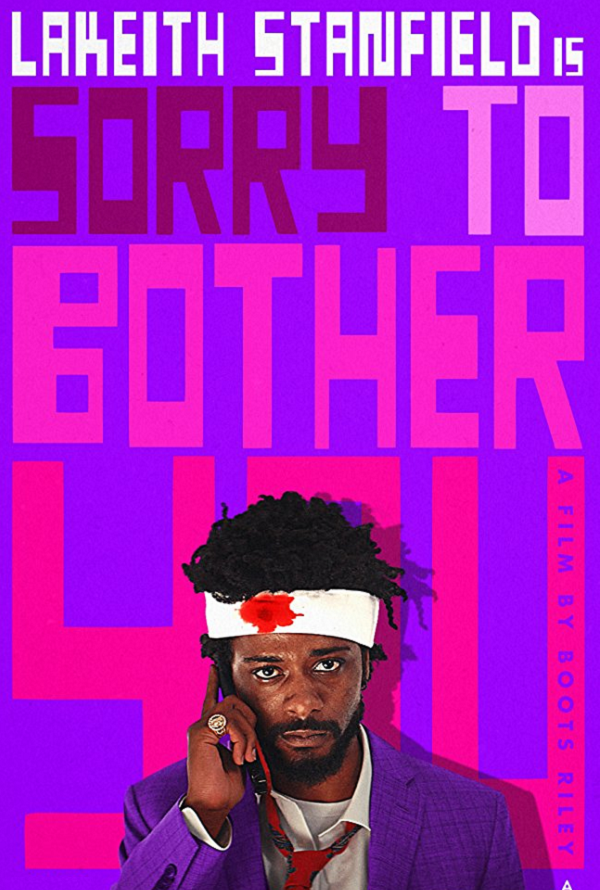 Sorry to Bother You VUDU HD or iTunes HD via Movies Anywhere Early Release