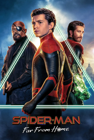 Spider-Man Far from Home VUDU HD or iTunes HD via MA Early Release
