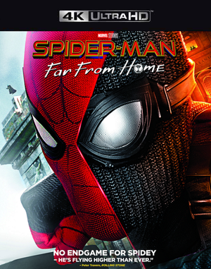 Spider-Man Far from Home VUDU 4K or iTunes 4K via MA Early Release