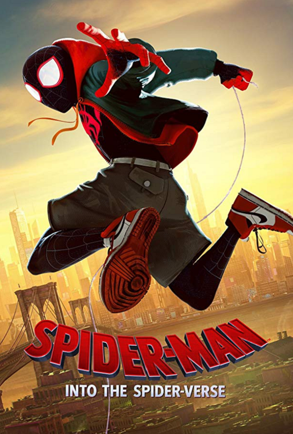 Spider-Man Into the Spider-Verse VUDU HD or iTunes HD via Movies Anywhere