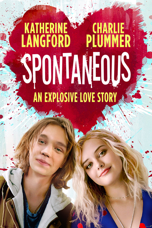 Spontaneous VUDU HD or iTunes HD