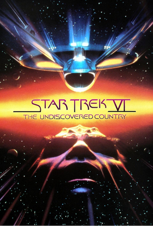 Star Trek VI The Undiscovered Country VUDU HD or iTunes HD