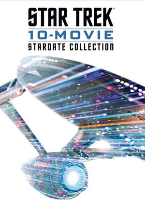 Star Trek 10-Movie Stardate Collection VUDU HD or iTunes HD