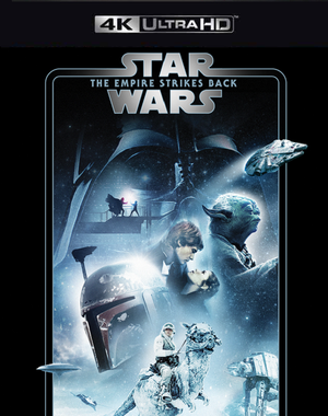 Star Wars The Empire Strikes Back MA 4K VUDU 4K FandangoNow 4K