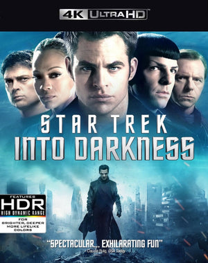 Star Trek into Darkness VUDU 4K