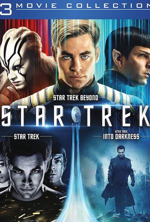Star Trek Trilogy VUDU HD Instawatch