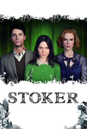 Stoker VUDU HD or iTunes HD via MA