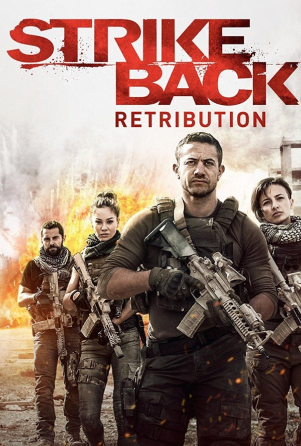Strike Back Retribution (Season 6) VUDU HD