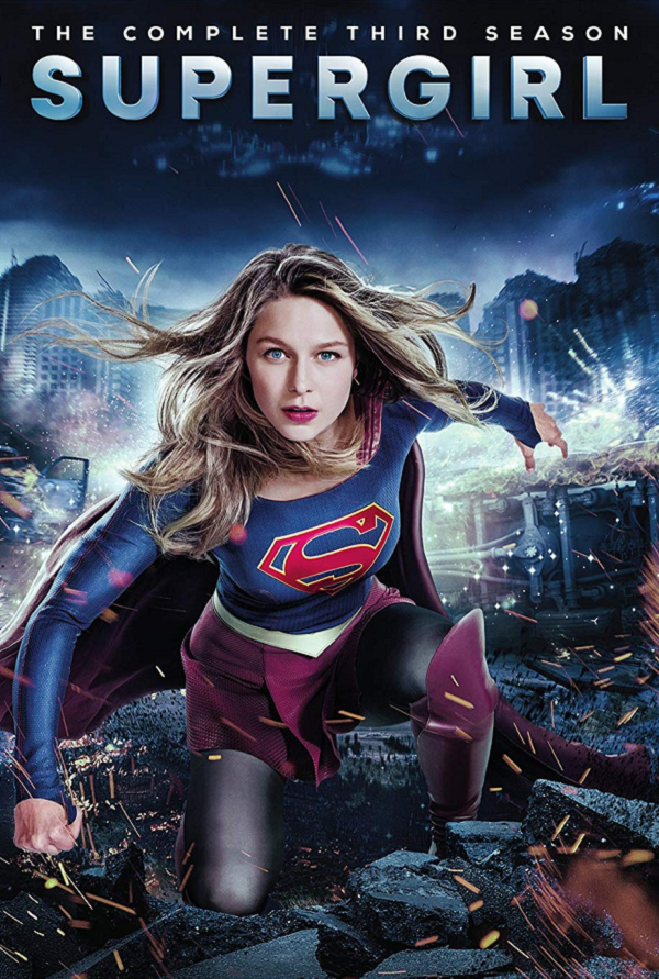Supergirl Season 3 VUDU HD