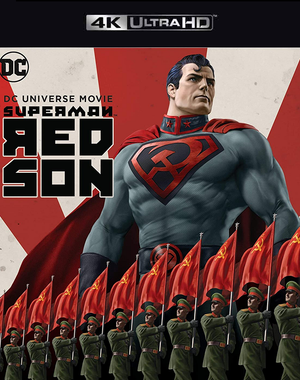 Superman Red Son VUDU 4K or iTunes 4K via MA