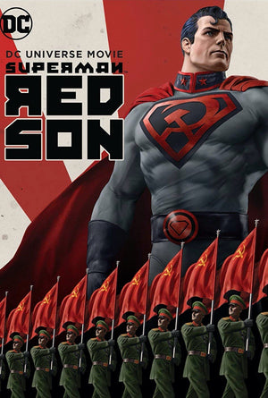 Superman Red Son VUDU HD or iTunes HD via MA