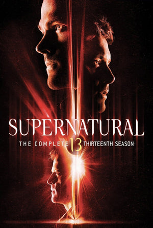 Supernatural Season 13 VUDU HD