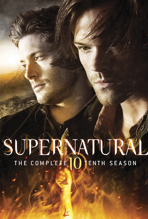 Supernatural Season 10 VUDU HD