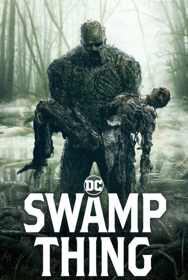 Swamp Thing Complete Series VUDU HD