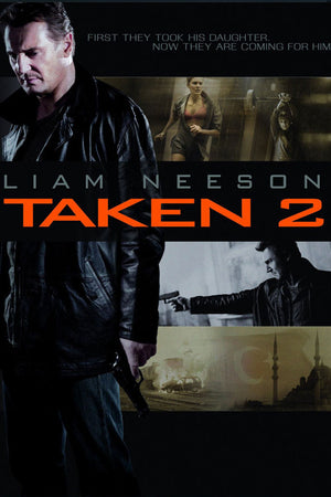 Taken 2 UV HD
