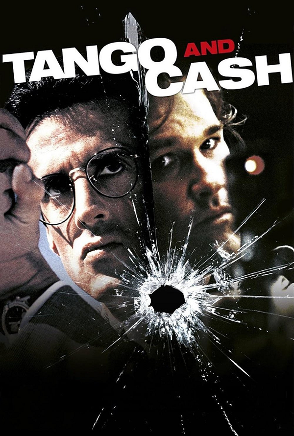 Tango and Cash UV HD or iTunes HD via Movies Anywhere