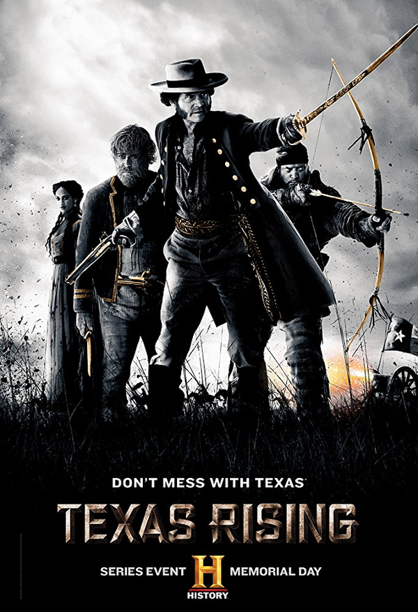 Texas Rising UV HD