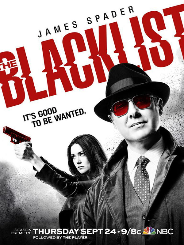 The Blacklist Season 3 HD