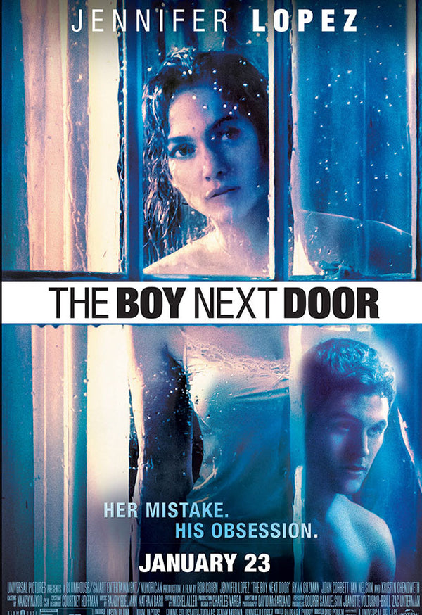 The Boy Next Door iTunes HD