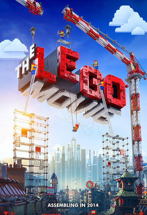 The Lego Movie UV HD