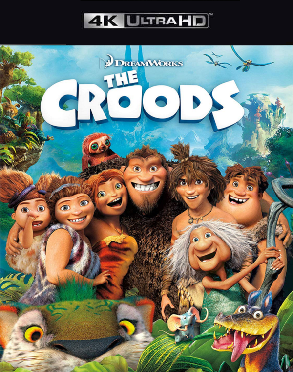 The Croods VUDU 4K or iTunes 4K via MA