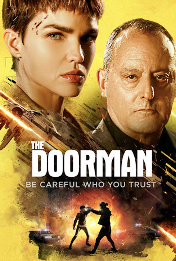 The Doorman VUDU HD Pre-order OCT 16