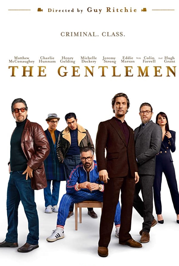 The Gentlemen iTunes 4K