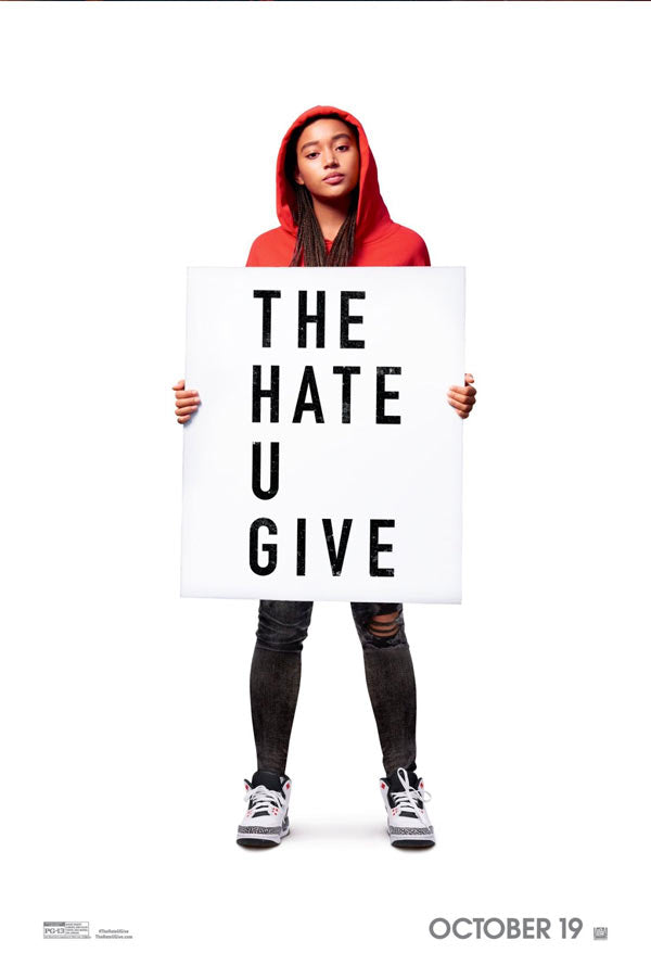 The Hate U Give VUDU HD or iTunes HD via MA Pre-order Early Release Jan 8