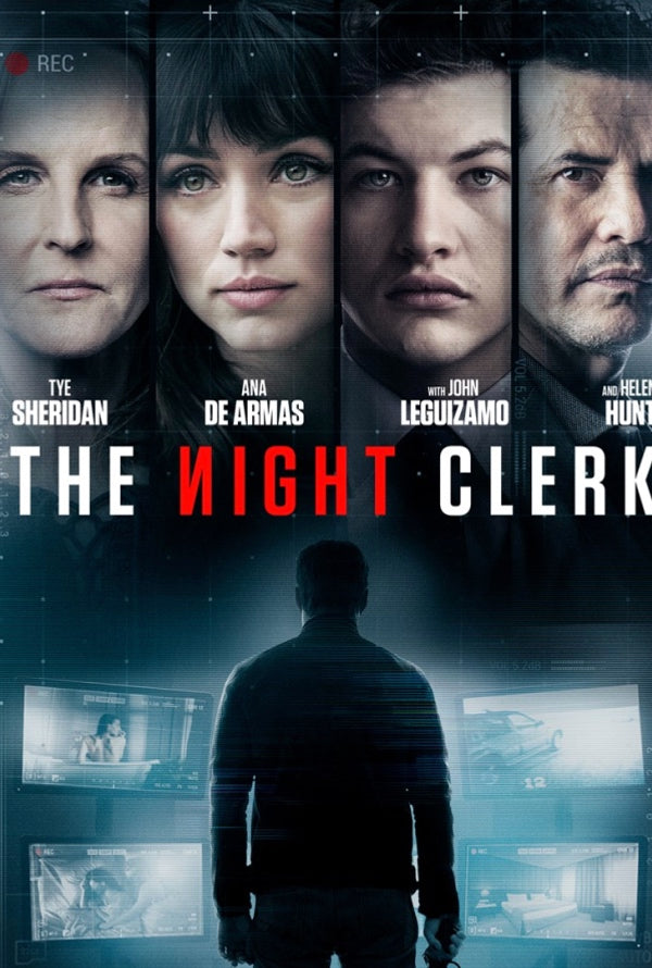 The Night Clerk VUDU SD Early Release