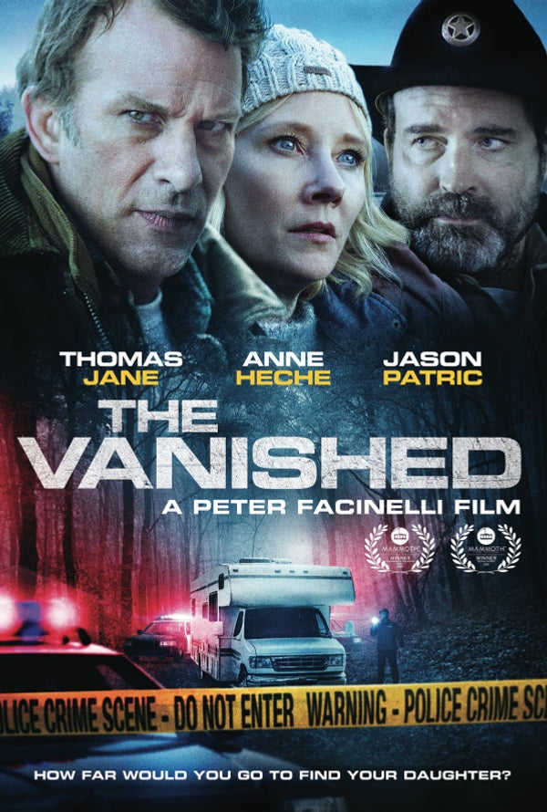 The Vanished VUDU HD Pre-order OCT 16