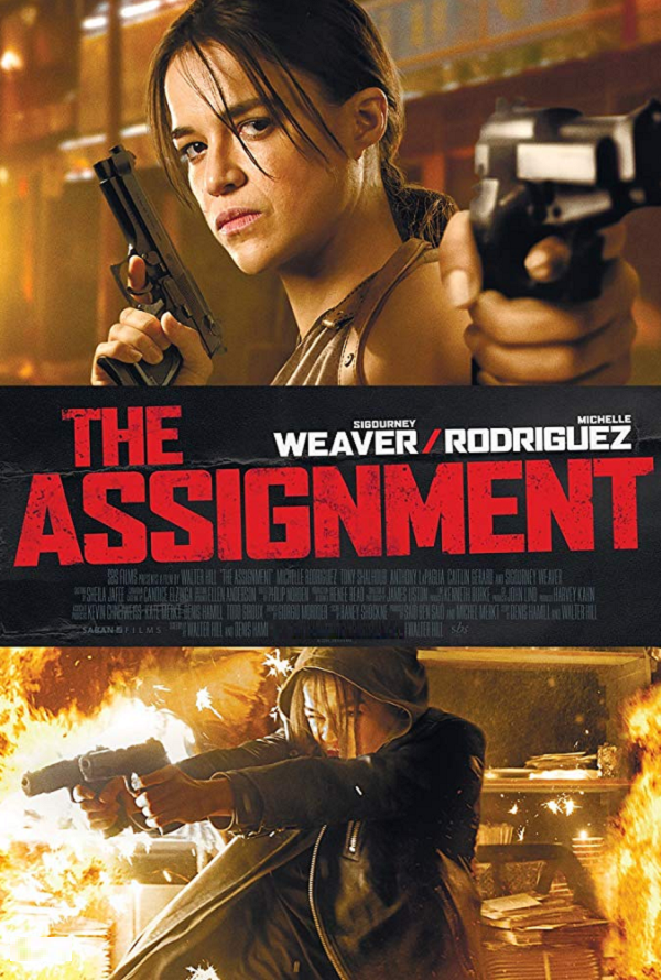 The Assignment VUDU HD Instawatch