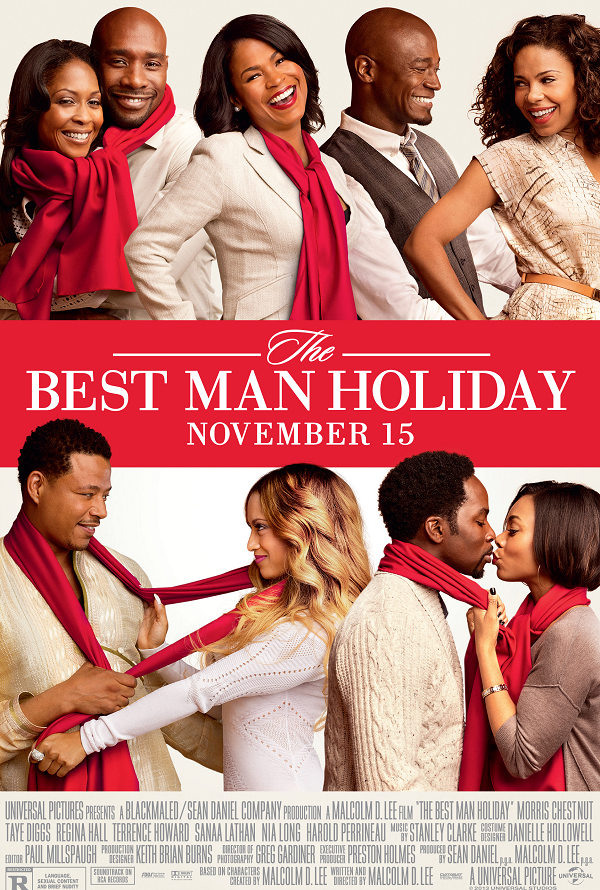 The Best Man Holiday VUDU HD or iTunes HD via Movies Anywhere