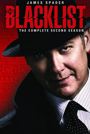 The Blacklist Season 2 HD